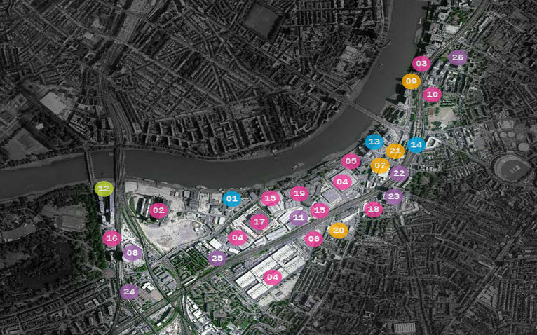 A Model for Future Planning: Innovative Stormwater Management at the Nine Elms Development